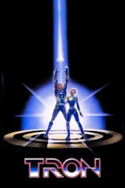 background picture for movie Tron