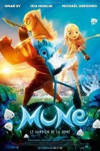 Affiche du film : Mune, le gardien de la Lune