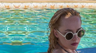 Affiche du film : A Bigger Splash