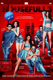 background picture for movie Housefull 3
