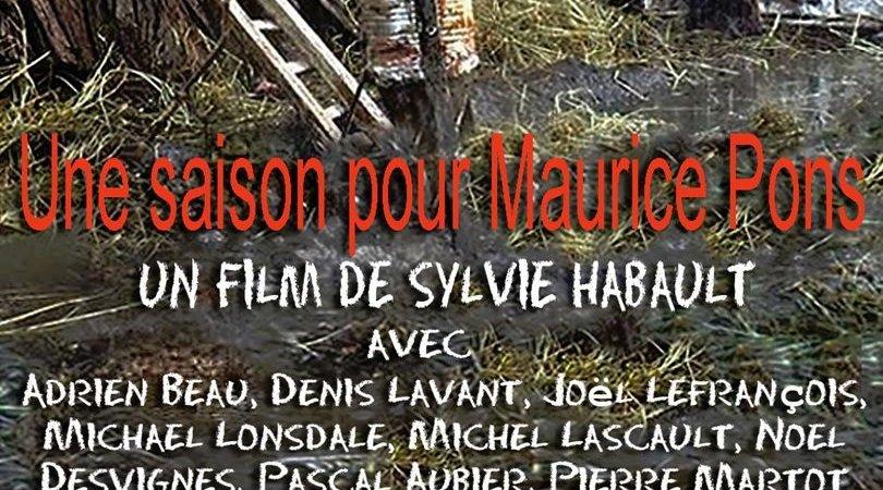 Photo dernier film Sylvie Habault