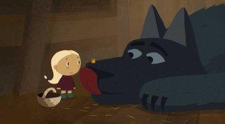 Affiche du film : Promenons nous avec les petits loups