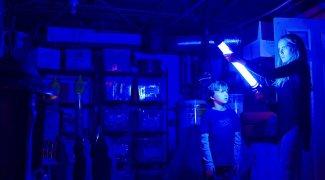 Affiche du film : Dans le noir