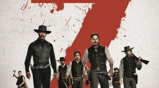 Affiche du film : Les Sept Mercenaires