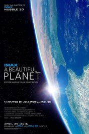 background picture for movie A Beautiful Planet