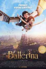 background picture for movie Ballerina