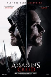 background picture for movie Assassin's Creed