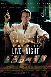 background picture for movie Live by Night