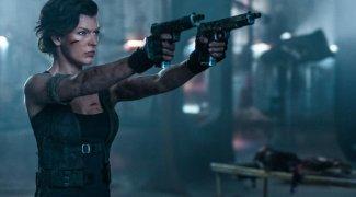 Affiche du film : Resident Evil : chapitre final