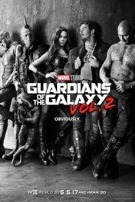 Affiche du film : Les gardiens de la galaxie vol. 2