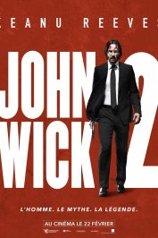 background picture for movie John Wick 2