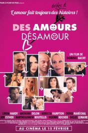 background picture for movie Des amours, désamour