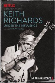 background picture for movie Keith Richards: Under the Influence