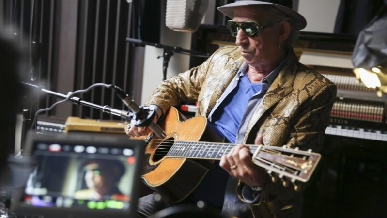 Photo du film : Keith Richards: Under the Influence