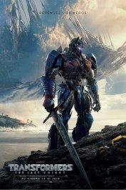 background picture for movie Transformers 5 : The Last Knight