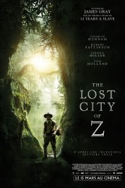 background picture for movie The Lost City of Z