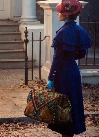 Photo du film : Mary Poppins Returns