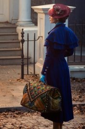background picture for movie Mary Poppins Returns