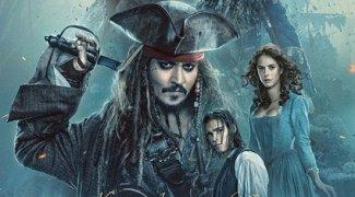 Affiche du film : Pirates des Caraïbes : La vengeance de Salazar