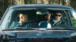 Affiche du film : Baby Driver