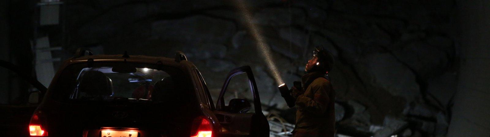Photo du film : Tunnel