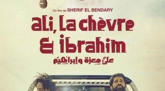Affiche du film : Ali, la chèvre & Ibrahim
