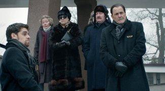 Affiche du film : Grand froid