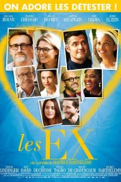 background picture for movie Les Ex