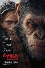background picture for movie La Planète des singes : suprématie