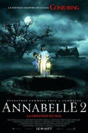 background picture for movie Annabelle 2 : la création du mal