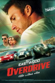 background picture for movie Overdrive