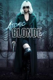 background picture for movie Atomic Blonde