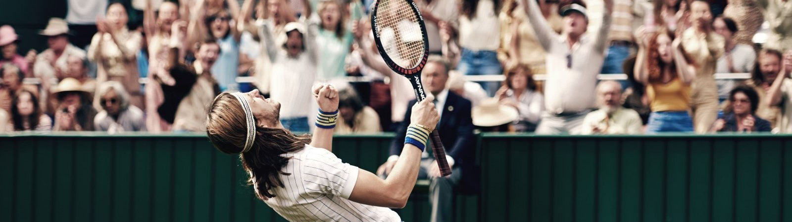 Photo du film : Borg VS McEnroe
