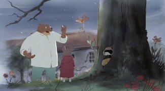 Affiche du film : Ernest et Célestine en hiver