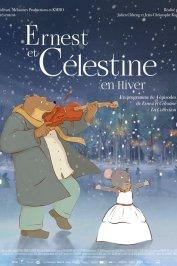 background picture for movie Ernest et Célestine en hiver