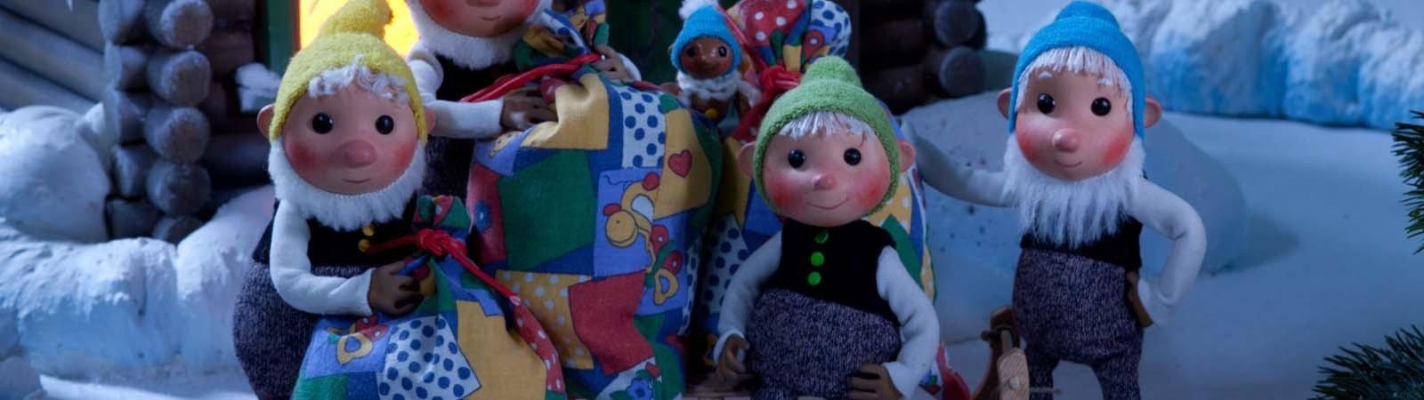 Photo du film : Myrtille et la Lettre au Père Noël