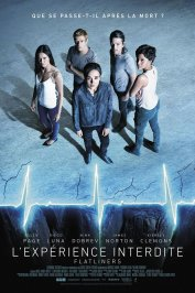 background picture for movie L'Expérience interdite : Flatliners