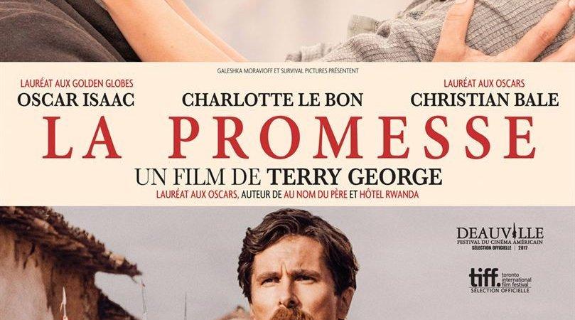 Photo dernier film Terry George