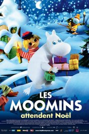 background picture for movie Les Moomins attendent Noël