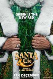 background picture for movie Santa & cie