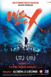 background picture for movie We Are X
