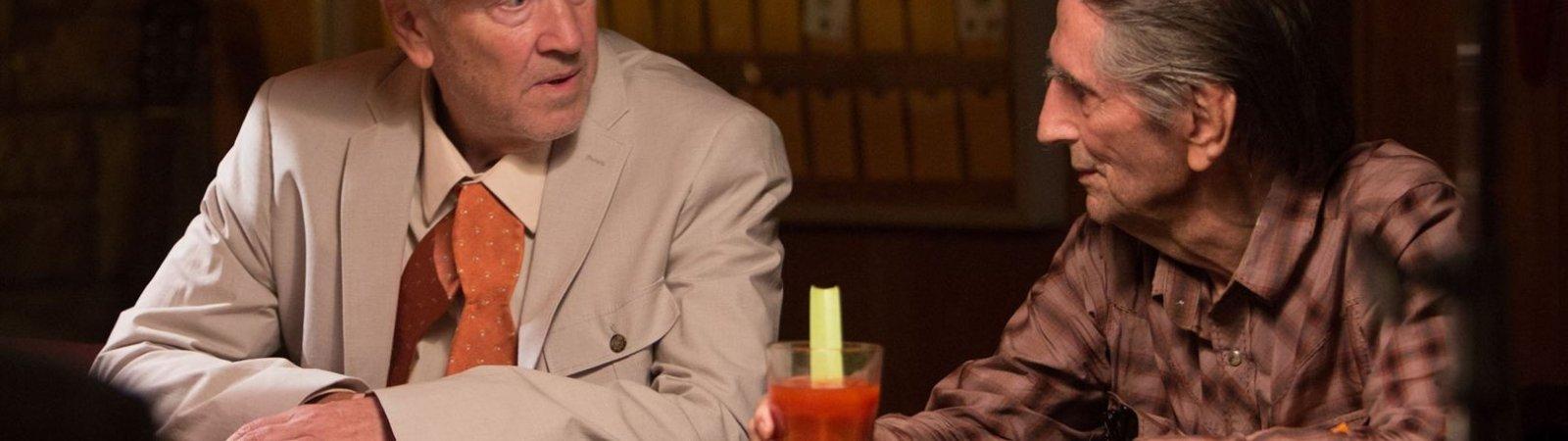 Photo dernier film Harry Dean Stanton