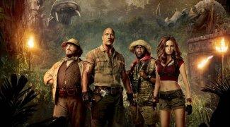 Affiche du film : Jumanji : bienvenue dans la jungle