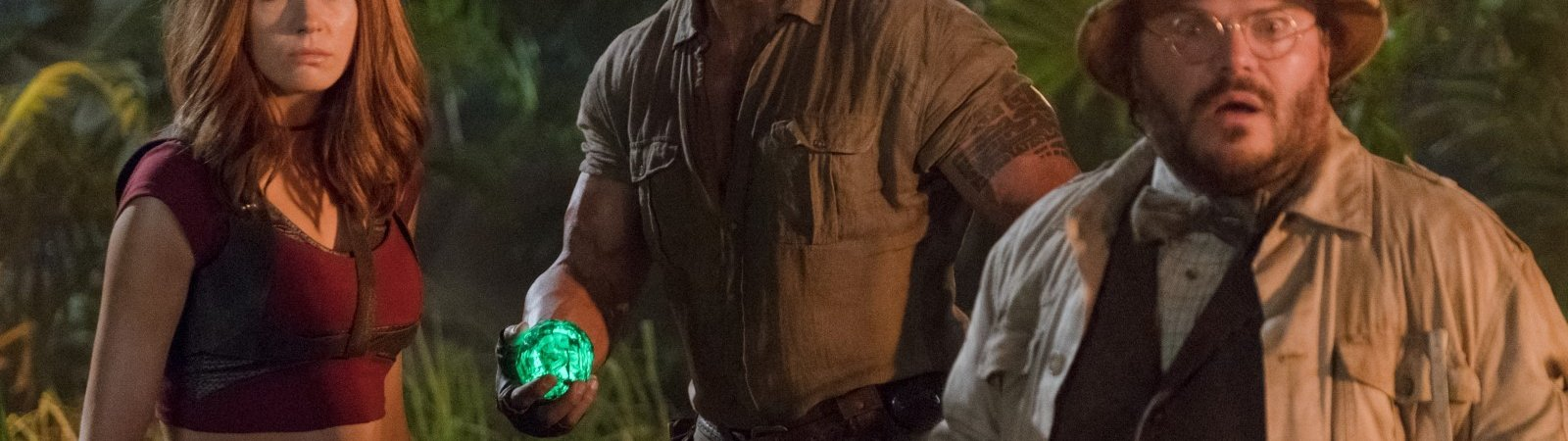 Photo du film : Jumanji : bienvenue dans la jungle