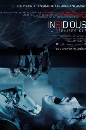 background picture for movie Insidious : la dernière clé