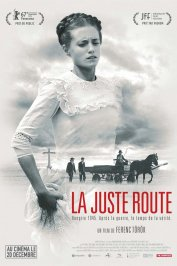 background picture for movie La Juste Route