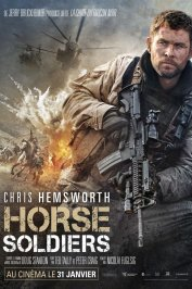 background picture for movie Horse Soldiers