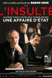 background picture for movie L'Insulte