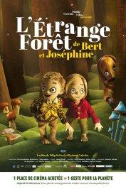 background picture for movie L'Étrange Forêt de Bert et Joséphine