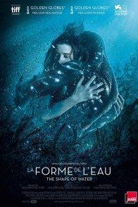 Affiche du film : La Forme de l'eau - The Shape of Water